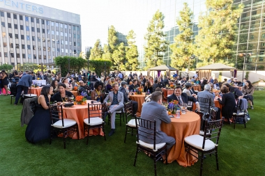 73rd Emmy Awards Viewing Party