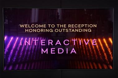 2019 Interactive Media Nominee Reception