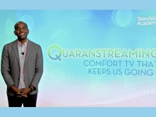 Quaranstreaming: Comfort TV That Keeps Us Going