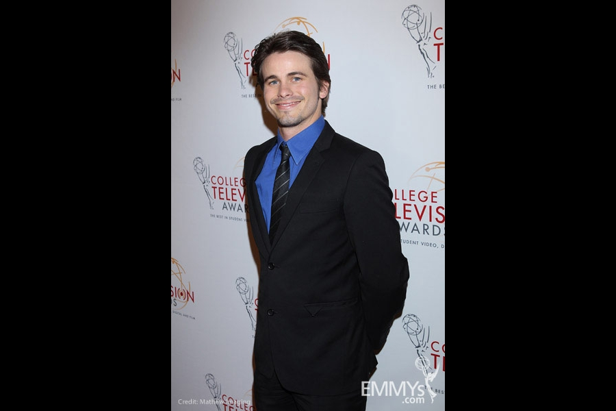 Jason Ritter at the 32nd College Television Awards
