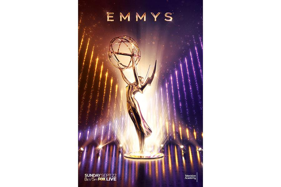71st Emmy Awards Key Art