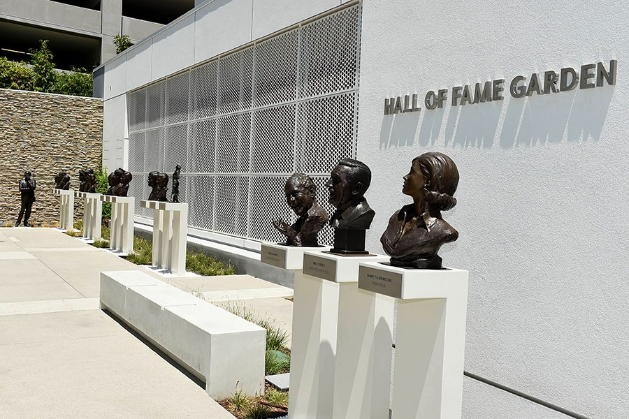 Hall of Fame Garden