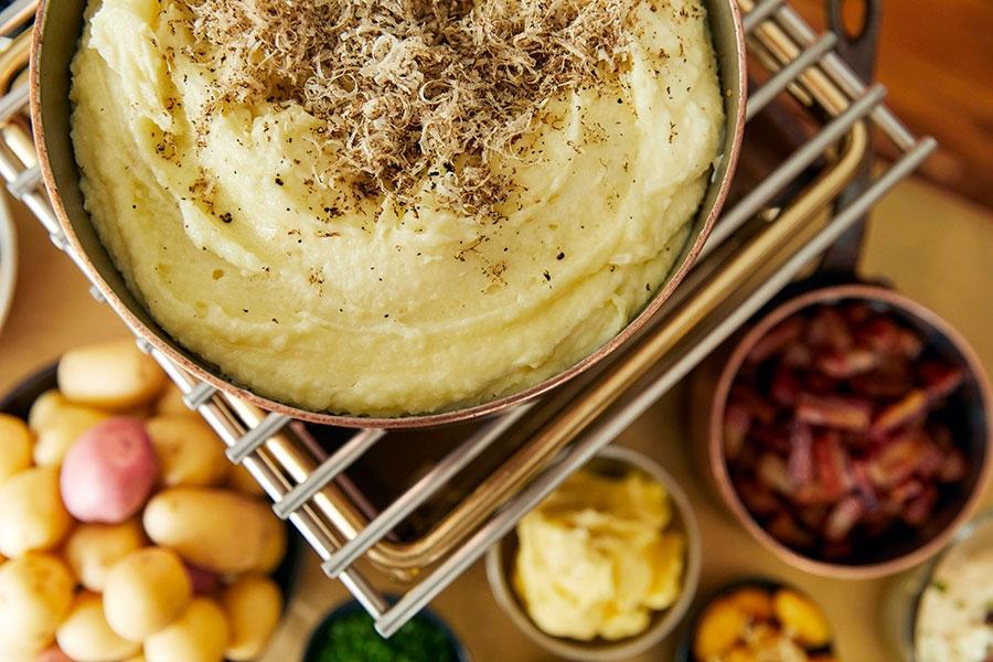 JBS Mashed Potatoes