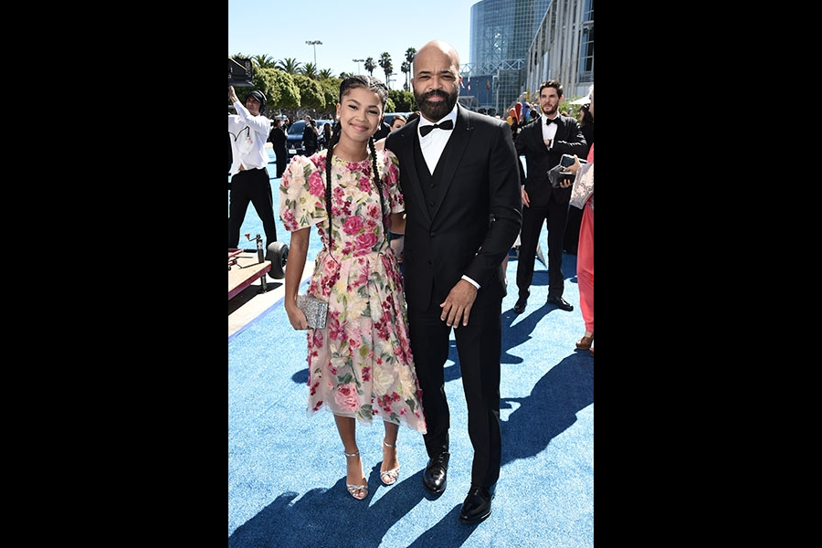 TK Wright and Jeffrey Wright
