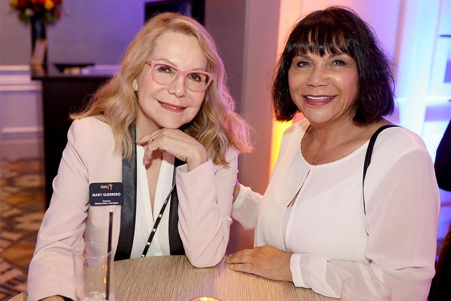 Mary Guerrero, Rosie Rost, 12th Television Academy Honors