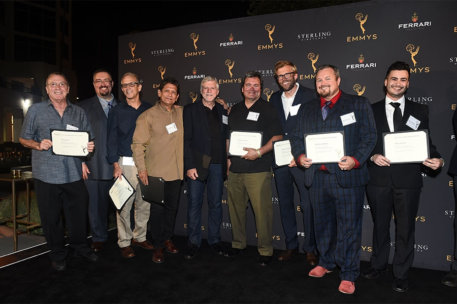 2019 Cinematography/Lighting, Camera, and Technical Arts Nominee Reception