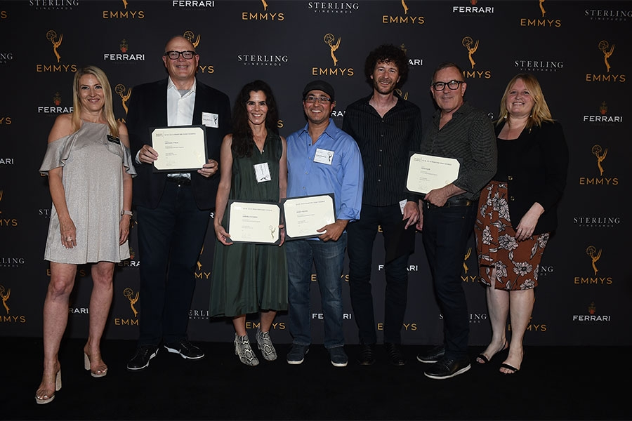 2019 Animation & Children's Programming Nominee Reception