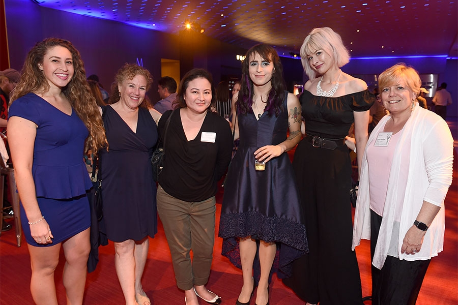 2019 Picture Editors Nominee Reception