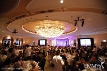 The Crystal Ballroom at the Beverly Hills Hotel, site of the 19th Academy of Television Arts & Sciences Hall of Fame Induction G