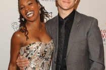 Shanola Hampton & David Henrie at the 32nd College Television Awards