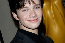 Chris Colfer at the 31st College Television Awards