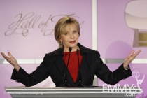 Florence Henderson - Hall Of Fame Induction Gala 2011
