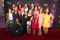 CTA nominees at the 38th College Television Awards presented by the Television Academy Foundation on Wednesday, May 24, 2017, in the NoHo Arts District in Los Angeles.