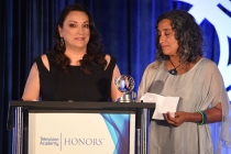 Trish Aldesic, Geeta Gandbhir, 12th Television Academy Honors