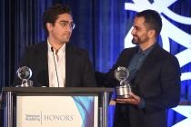 Ahmed Musiol, Farhoud Meybodi, My Last Days, 12th Annual Television Academy Honors