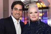 Ahmed Musiol, Marinda Davis, 12th Annual Television Academy Honors