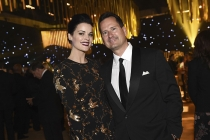 Jaimie Alexander at the 69th Emmy Awards Governors Ball.
