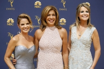 Natalie Morales, Hoda Kotb and Savannah Guthrie
