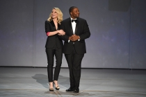 Kate McKinnon and Kenan Thompson