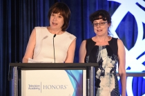 Julie Cohen, Betsy West, 12th Television Academy Honors